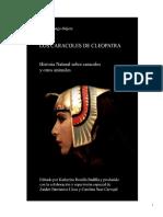LOS CARACOLES DE CLEOPATRA Historia Natural sobre caracoles y otros animales