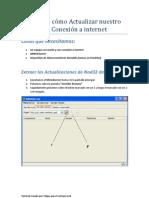 Manual de Como Actualizar Nuestro Nod32 Sin Conexion a Internet