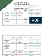 AcademicCalender10-11