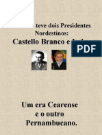 O Brasil Teve Dois Presidentes nos
