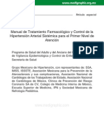 manual para paciente hta