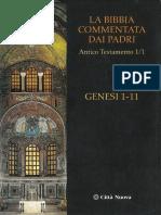 La Bibbia Commentata Dai Padri. Antico Testamento Genesi 1-11 by Andrew Louth, Marco Conti, A. Di Berardino