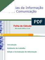 Edição e Formatação de Informação
