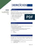 Questionário Do PDF