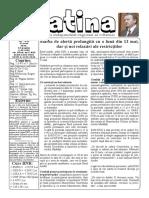 Datina - 12.05.2021 - prima pagină
