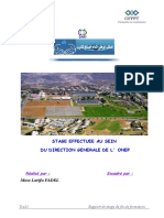 217049902 Rapport de Stage Onep Doc