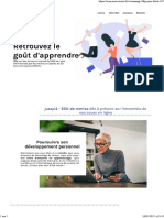 ZEST Cours Perso Non Profesionnels en Ligne