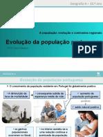 PPT 2 - Evolução Da População Portuguesa