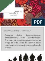 Psicologia Const.- SENSÓRIO MOTOR