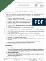 w.-.-.-JJC-CSSM-E-25 Rev 6 Manejo de Residuos