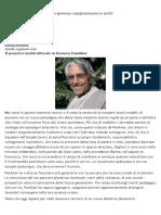 Il pensiero multiculturale in Raimon Panikkar - il blog di madrugada