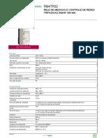 Relés de Controle Zelio_RM4TR32 (1)