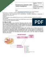 Guia Biología de 10. Periodo 1.Genética Molecular