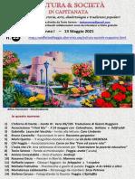 Cultura & Società in Capitanata N. 22 Del 13-05-2021