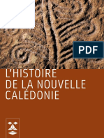 Histoire de la nouvelle caledonie
