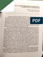 CARRETE PARRONDO, C., Lo judío en la historiografía española