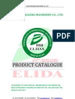 ELIDA products catalogue