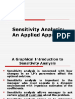 Sensityvity Analysis