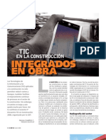 TIC en la Construccion