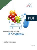 le E-commerce au maroc