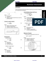 Basic Engineering Information
