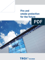 TROX TECHNIK - Fire and Smoke protection for the Future