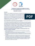 UITA-Danone Déclaration Commune 24-07-2020