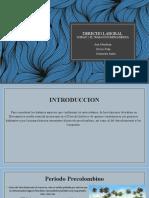 Derecho Laboral- El Trabajo en Iberoamerica