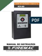 FIREMAC-MANUAL-CENTRAL-DE-ALARME-DE-INCÊNDIO-KX-80