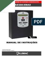 MANUAL-CENTRAL-DE-ALARME-DE-INCÊNDIO CAE500max