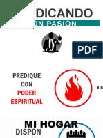 RESUMEN PREDIC CON PASIÓN