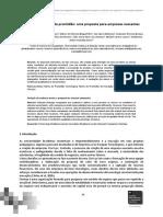 ARTIGO - ANALISE NIVEIS PRONTIDAO CASO STARTUPS - MORESI