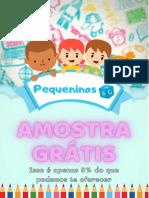 Amostra Pequeninos ABC 2021
