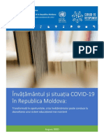 Working Paper Education and COVID-19 in the Republic of Moldova_FINAL Romanian version.pdf