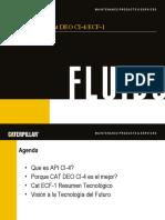 Cat DEO CI-4 ECF-1