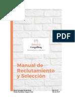 Manual de Reclutamiento y Selección 0.1