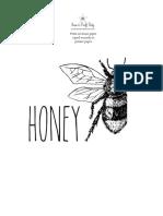 SCP Bee Printable 2