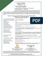 Aviso Prensa NETUNO 2020-I Serie IX