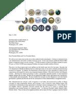 GOP Governors Letter to Biden on Border