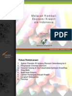 ekonomi kreatif indonesia