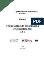 Manual TICB3B