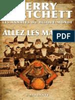 Pratchett, Terry - [Disque-monde 37] - Allez Les Mages !