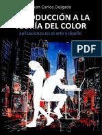 Introducción a La Teoría Del Color - Juan Carlos Delgado