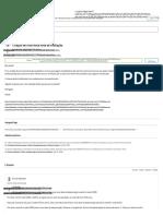 Criação de Uma Nova Área de Avaliação - SAP Q&A