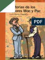 Pescetti, Luis María. Señores Poc y Moc