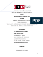 Tarea Academica - Derecho Civil ...
