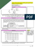 Transmission de l Information Genetique Par La Reproduction Sexuee Cours 1 Pages Supprimées
