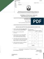 Fizik n9 trial spm 2007-paper 3