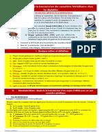 Les Lois Statistiques de La Transmission Des Caracteres Hereditaires Cours 3 1