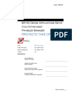 BR100 AP PROYECTO TAKE OFF GOLD
